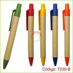 Lapicero Ecológico 7230-B