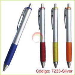 Lapiceros Publicitarios 7233 SILVER