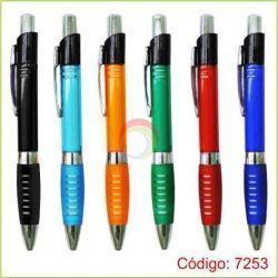 Lapicero Plastico 7253
