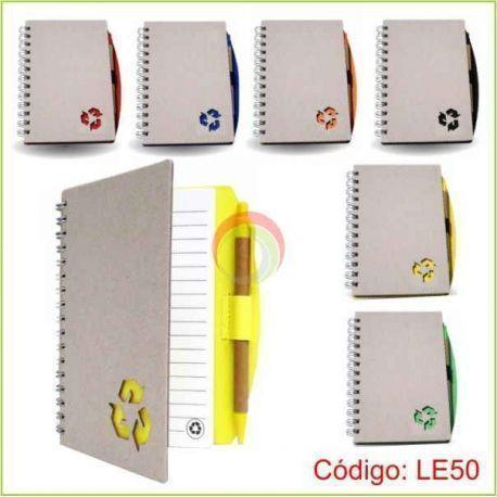 Libreta Ecológica LE50