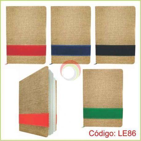 Libreta Ecológica LE86