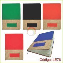 Libreta Ecológica LE76