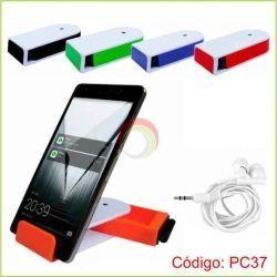 Porta Celular con Audífonos