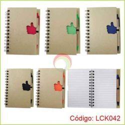 Libreta Ecológica LCK042