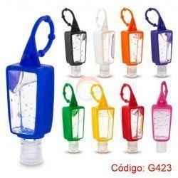 Gel Antibacterial de 30 ml Lleno