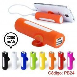 Power Bank Chupon de 2200 mAh