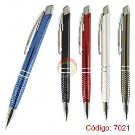 Lapiceros Metalicos 7021