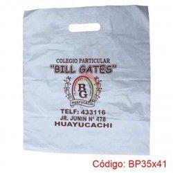 Bolsas Plasticas de 35x41
