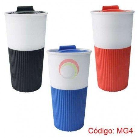 Mug de Plástico Mg4