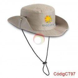 Sombrero en Tela Drill