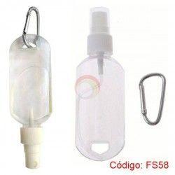 Frasco Spray para Alcohol 50 ml.