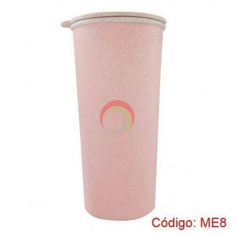 Mug Fibra de Paja de Trigo ME8