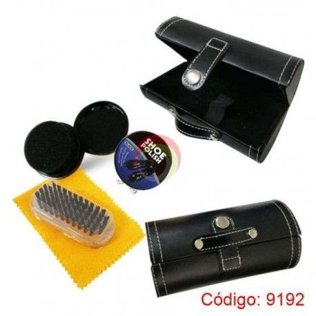 Kit de calzado color negro 9192