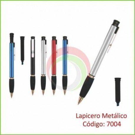 Lapiceros Metalicos 7004