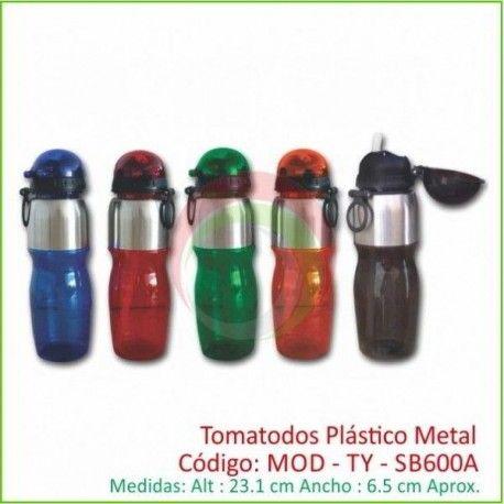 Tomatodo Plástico Metal